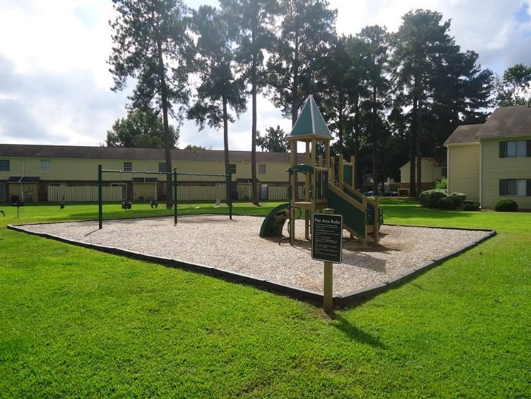 Apartments in New Bern, NC playground