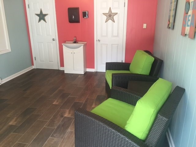 Apartments in New Bern, NC flooring