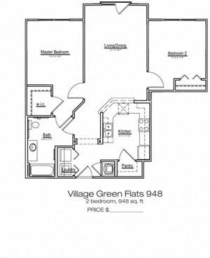 Village Green Flats 948