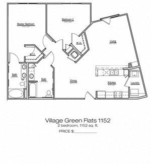 Village Green Flats 1152