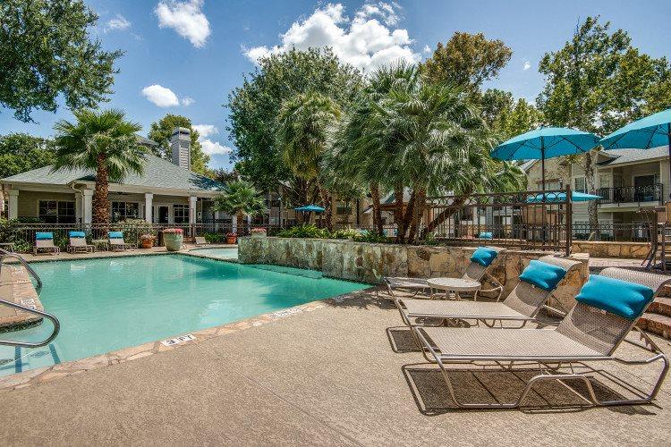 Pool at Hawthorne Riverside, New Braunfels, TX 78130
