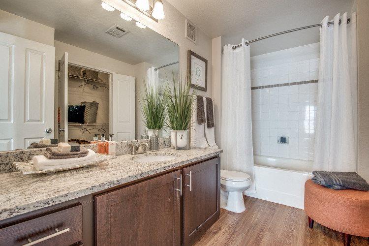 Bathroom at Hawthorne Riverside, New Braunfels