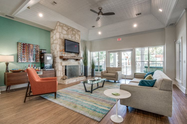 Clubhouse at Hawthorne Riverside, New Braunfels, Texas