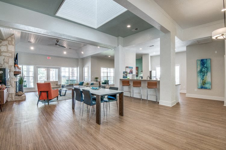 Clubhouse at Hawthorne Riverside, Texas