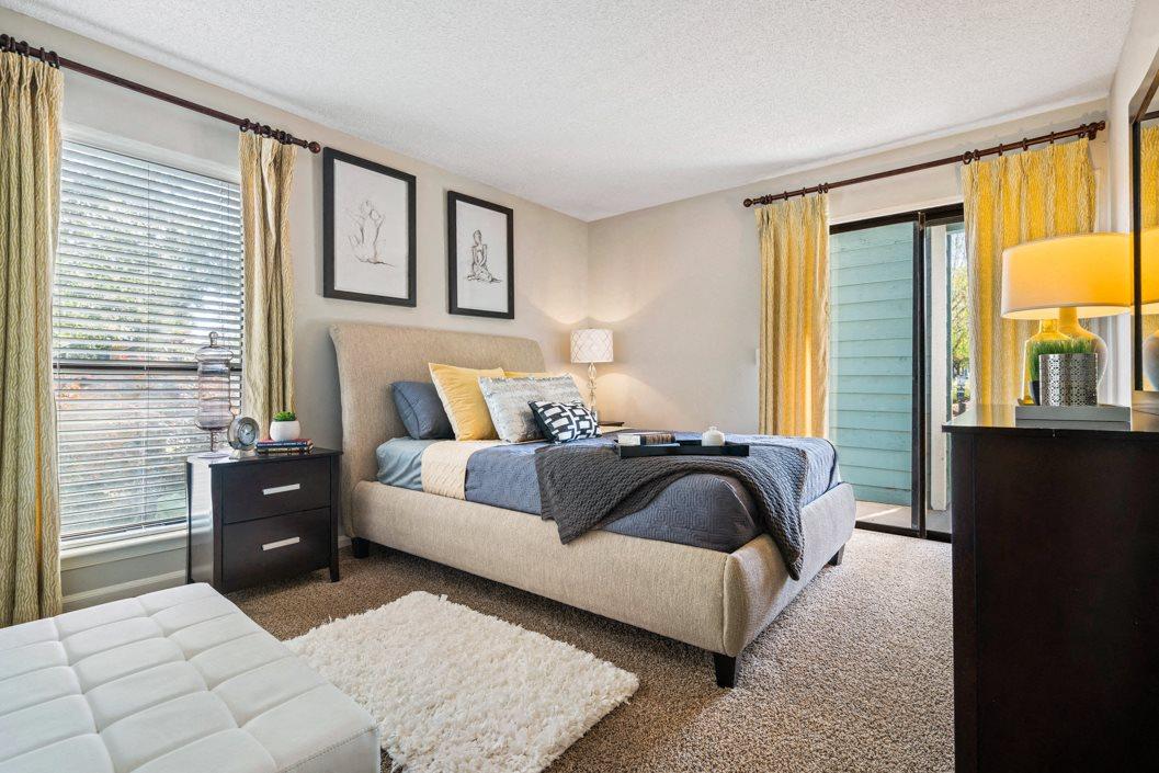 Hawthorne Westside Bedroom
