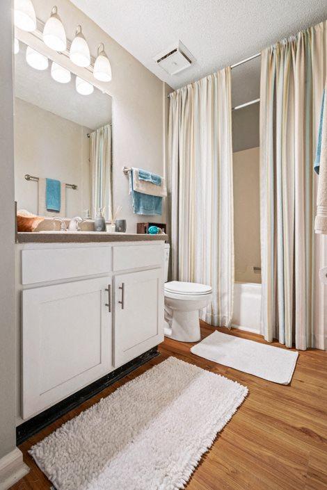 Bathroom at Hawthorne Westside
