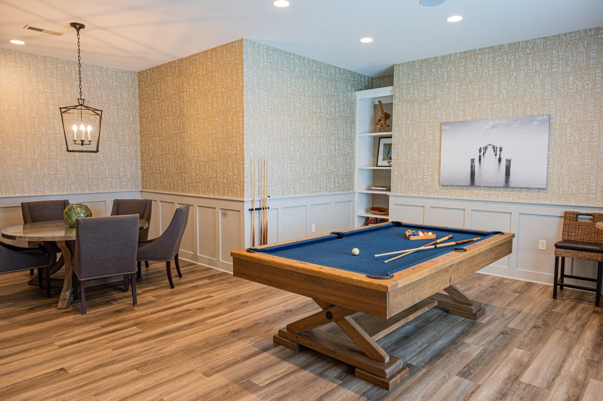 Resident Lounge at Stephens Pointe Apartments in Wilmington, NC