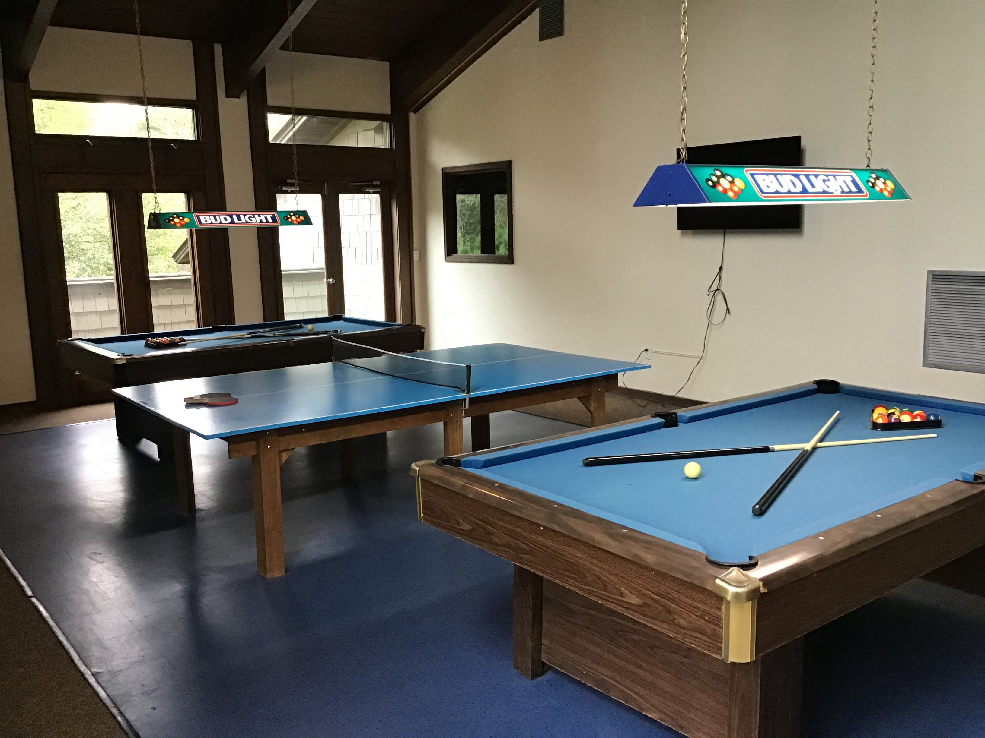 Billiard's Room