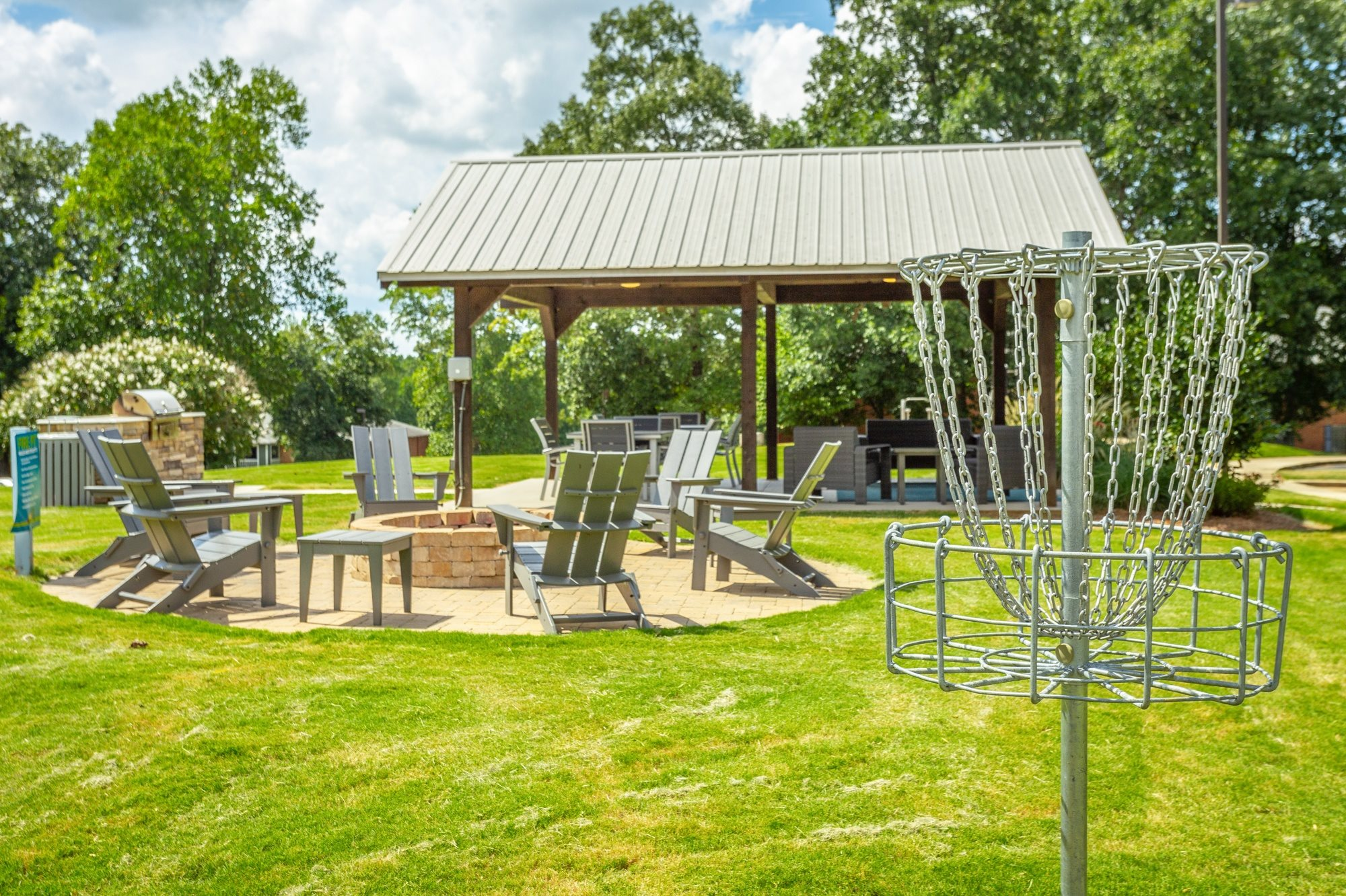 Disc Golf Course at Hawthorne at the Ridge in Madison, AL