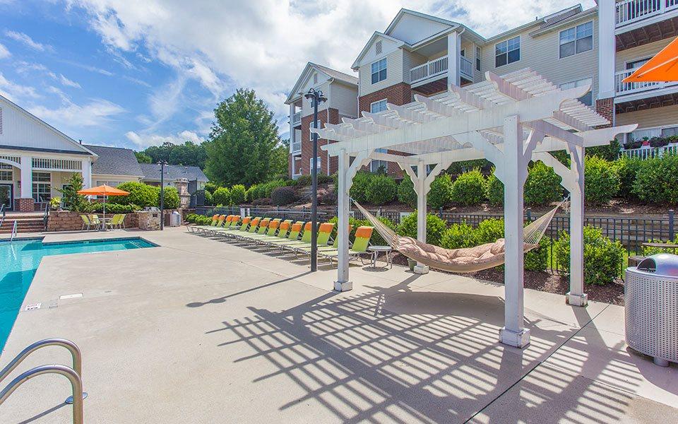 Pool at Hawthorne at Main, North Carolina, 27284