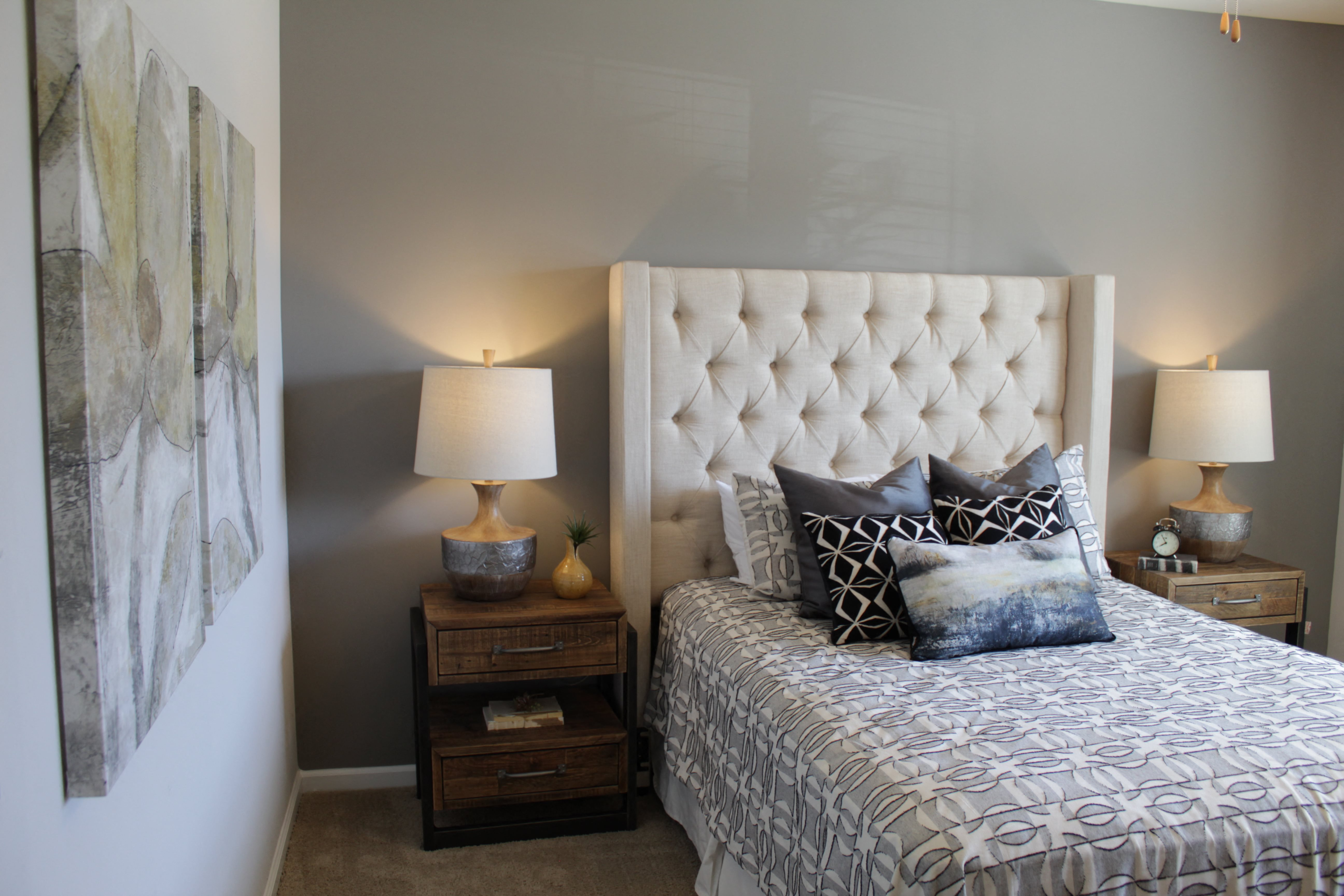 Spacious Bedroom at the Plantation at Fayetteville