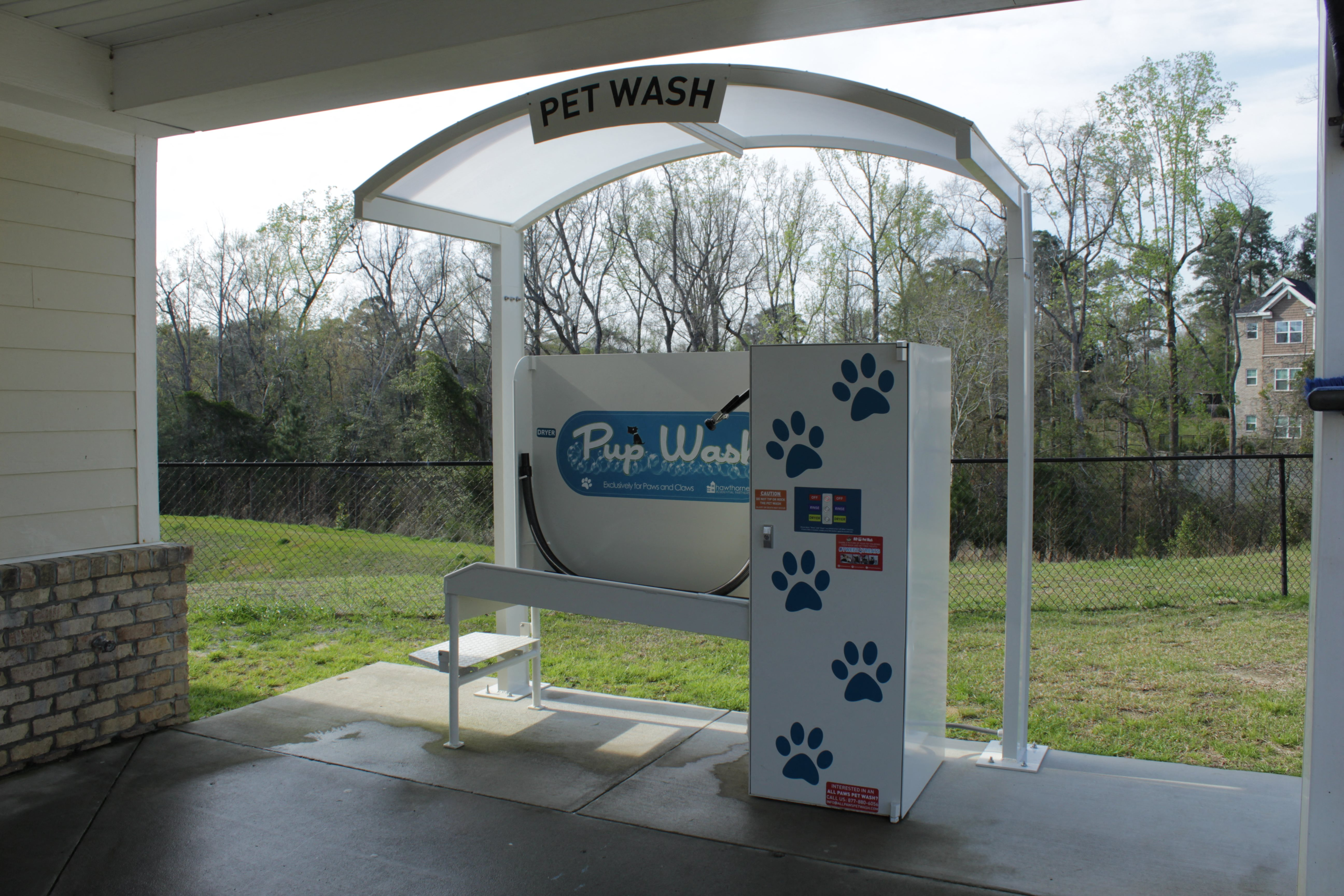 Plantation at Fayetteville Pup Wash