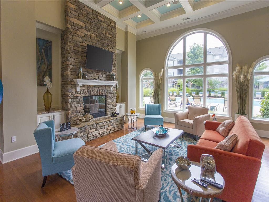 Clubhouse at Hawthorne at the Meadows, Kernersville, 27284