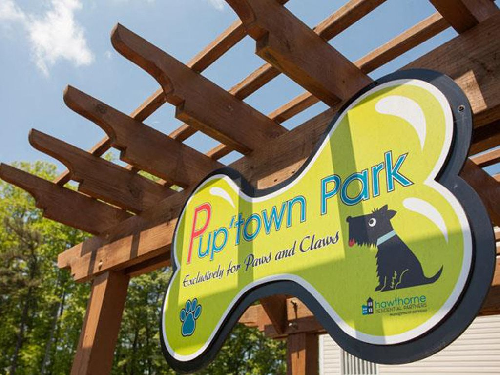 Pet Park at Hawthorne at the Hall, Rural Hall, NC 27045