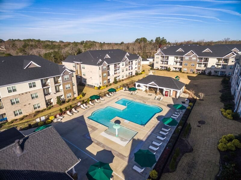 Welcome Home to Plantation at Fayetteville Apartments