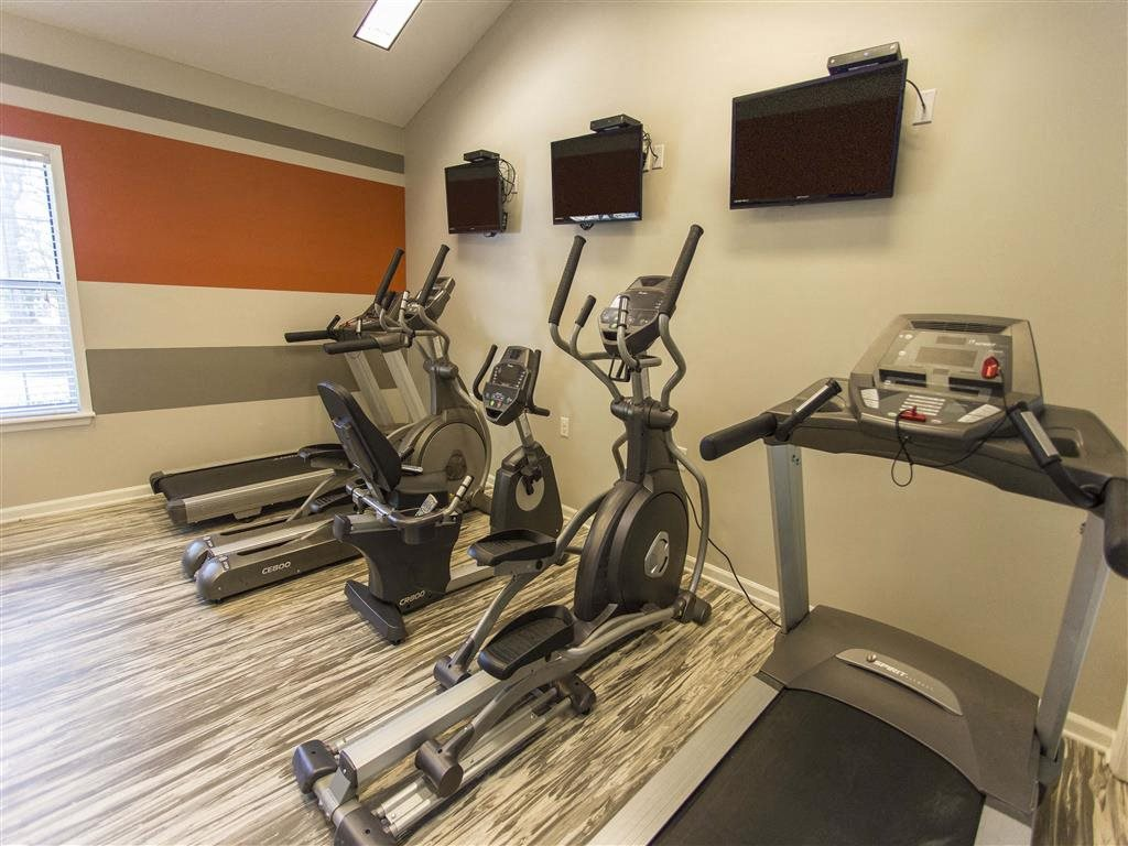 Fitness Center at Hawthorne at the Park, Greenville