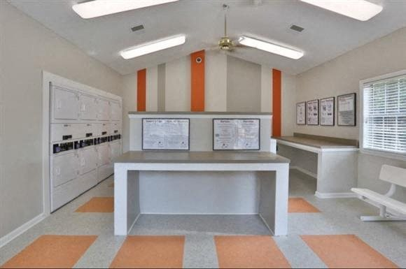 Laundry Facility at Hawthorne at the Park, Greenville, SC 29607