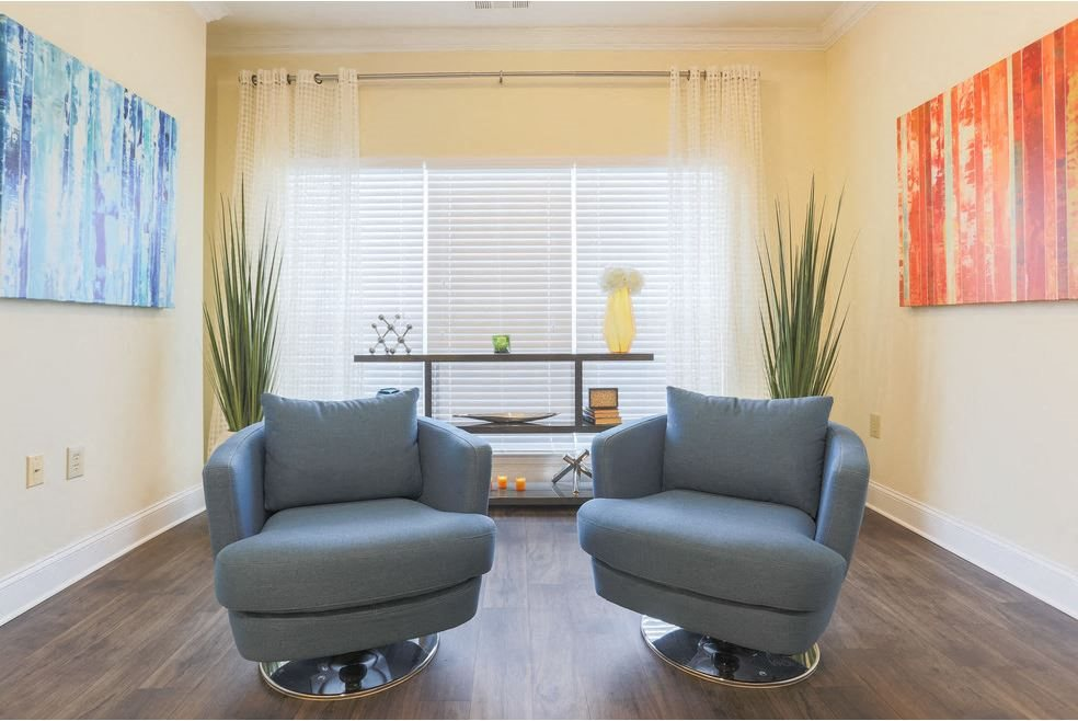 Take a seat in your home at Hawthorne at the Meadows