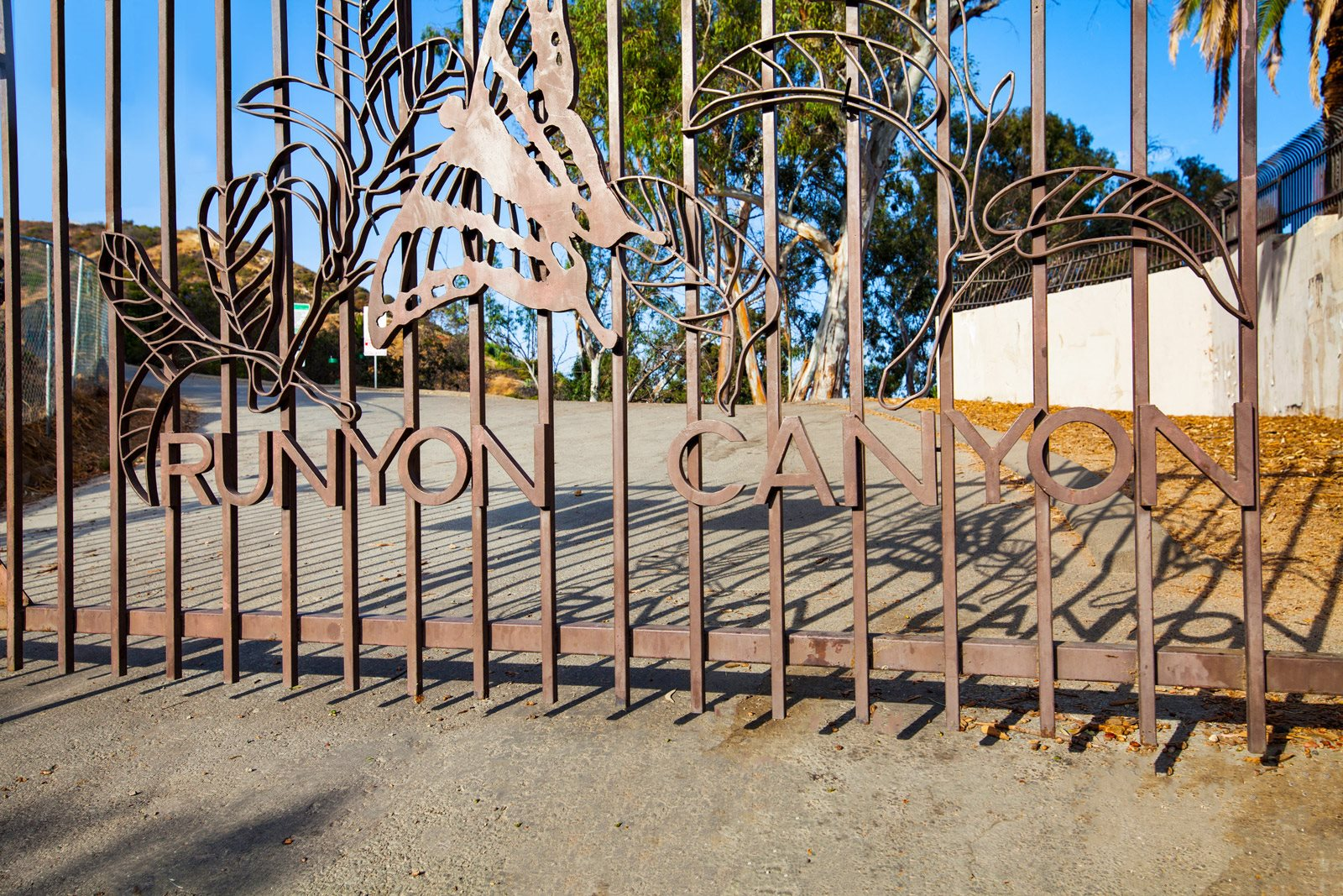 Easily Visit Runyon Canyon from Sunset and Vine, Los Angeles, 90028