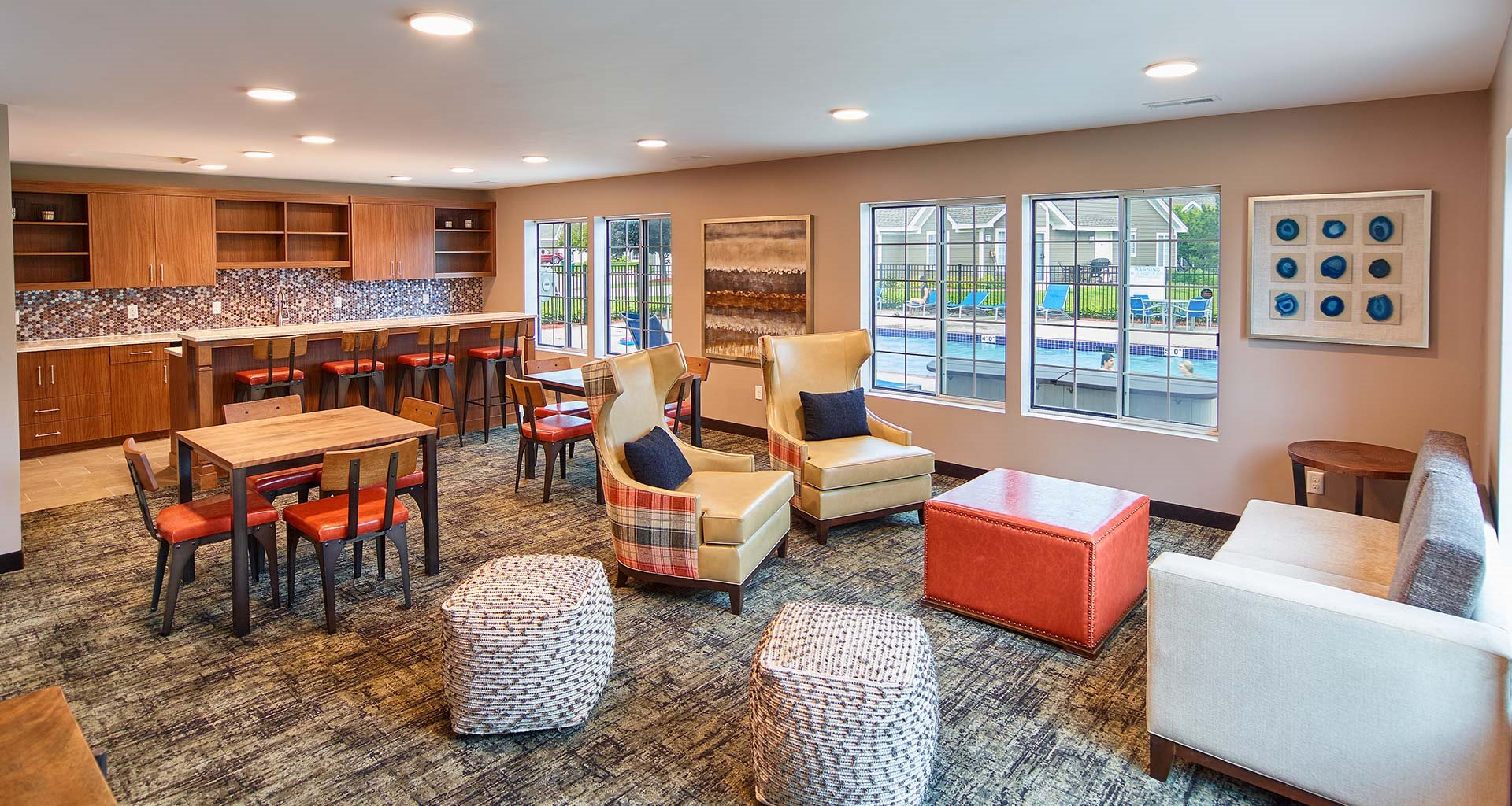 Mequon Trail Clubhouse