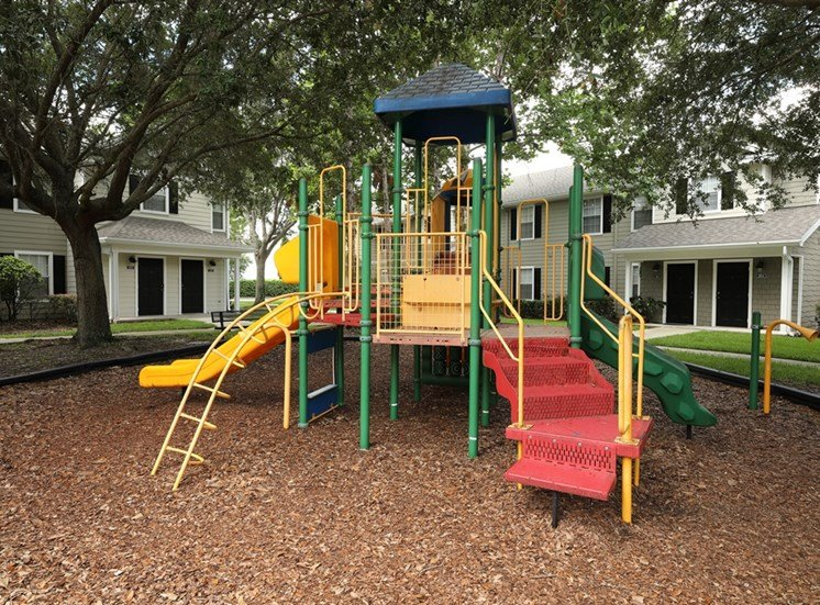 Cambridge Cove Apartments for rent in Lakeland, FL. Make this community your new home or visit other Concord Rents communities at ConcordRents.com. Playground