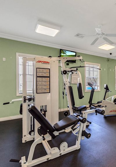 Charleston Club Apartments for rent in Sanford, FL. Make this community your new home or visit other Concord Rents communities at ConcordRents.com. Fitness center