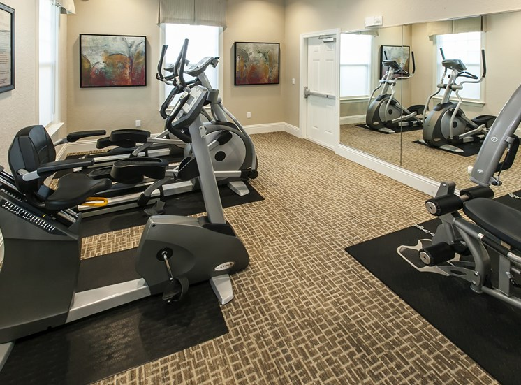 Fitness Center at Covington Club, for more communities, visit Concord Rents at ConcordRents.com