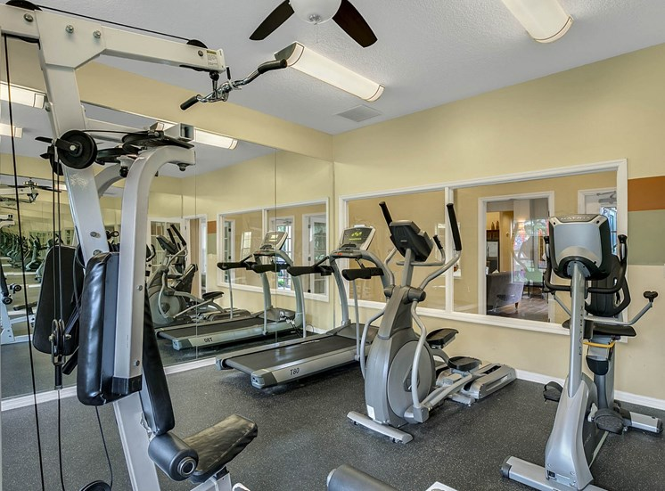 Heritage Pines Apartments for rent in Tampa, FL. Make this community your new home or visit other Concord Rents communities at ConcordRents.com. Fitness center