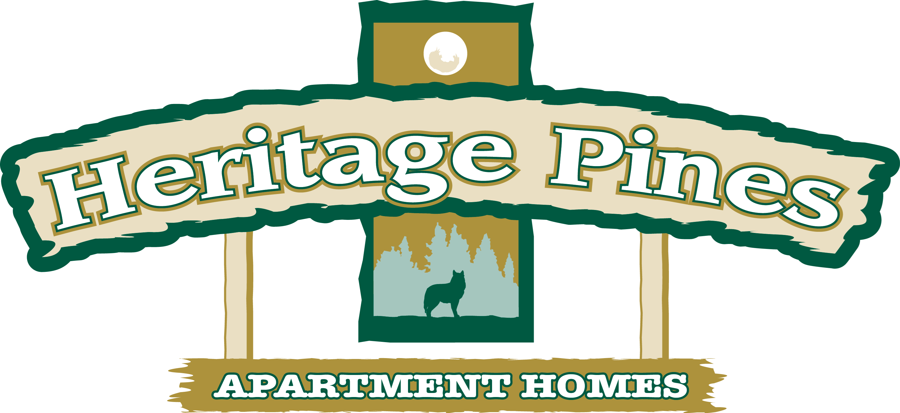 Heritage Pines Apartments for rent in Tampa, FL. Make this community your new home or visit other Concord Rents communities at ConcordRents.com. Logo