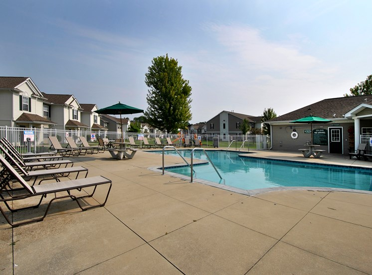 The Glenn on Forest Apartments for rent near Michigan State University in Lansing, MI. Make this community your new home or visit other Concord Rents communities at ConcordRents.com. Pool
