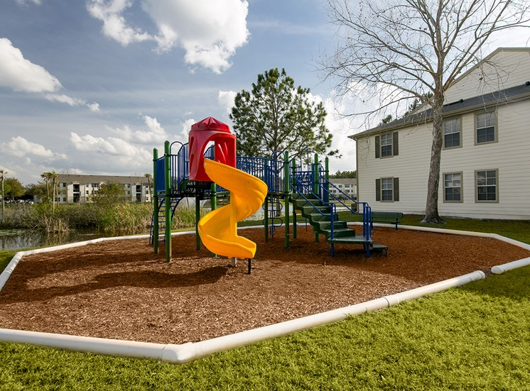 Trails at Loma for rent in Oviedo, FL. Make this community your new home or visit other Concord Rents communities at ConcordRents.com. Playground