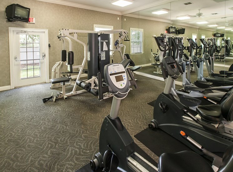 Fitness Center at Mystic Cove, for more communities, visit Concord Rents at ConcordRents.com