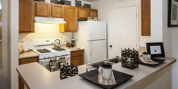 Nantucket Cove Apartments for rent in Spring Hill, FL. Make this community your new home or visit other Concord Rents communities at ConcordRents.com. Kitchen