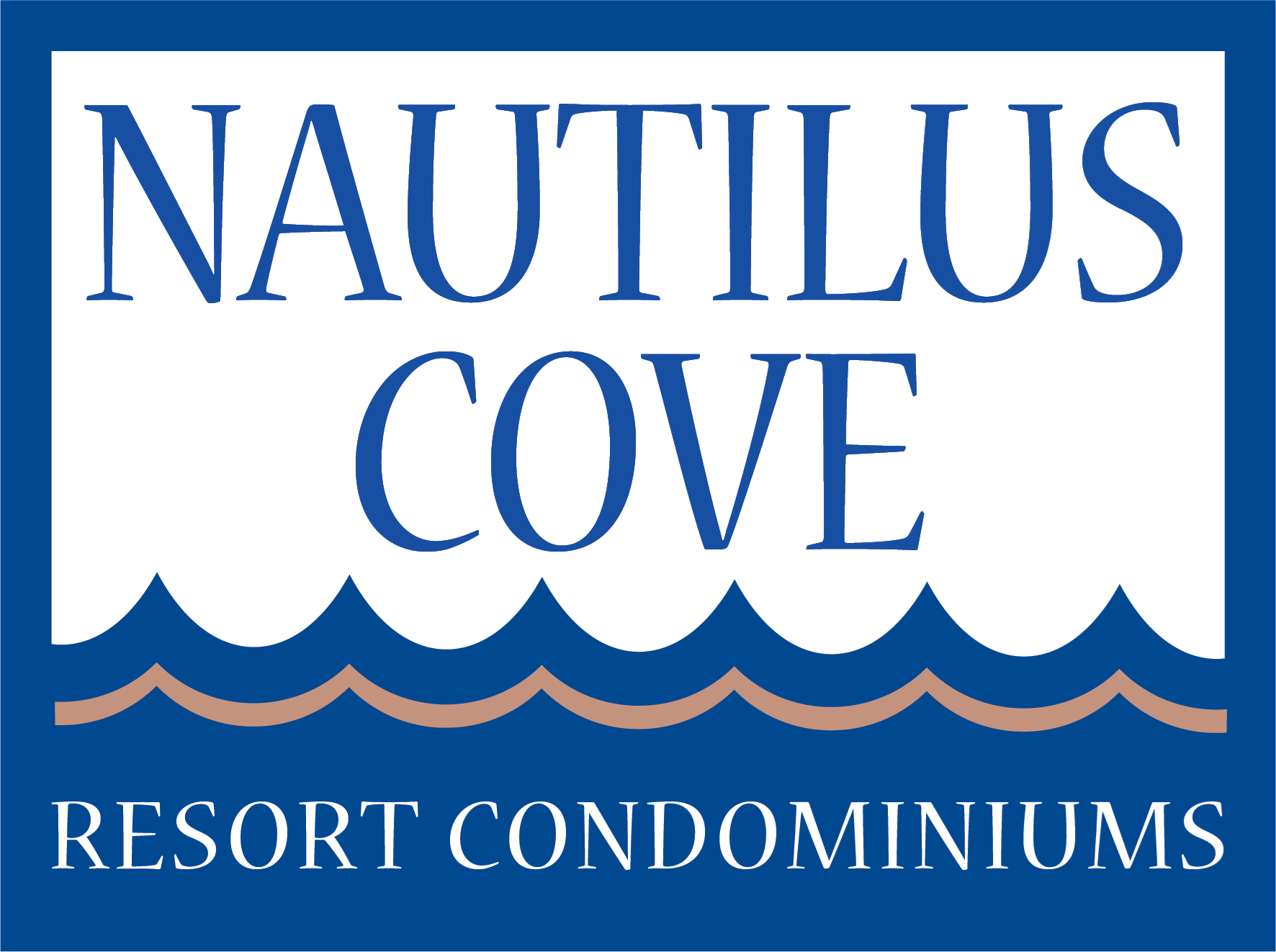Nautilus Cove Condominiums for rent in Panama City Beach, FL. Make this community your new home or visit other Concord Rents communities at ConcordRents.com. Logo