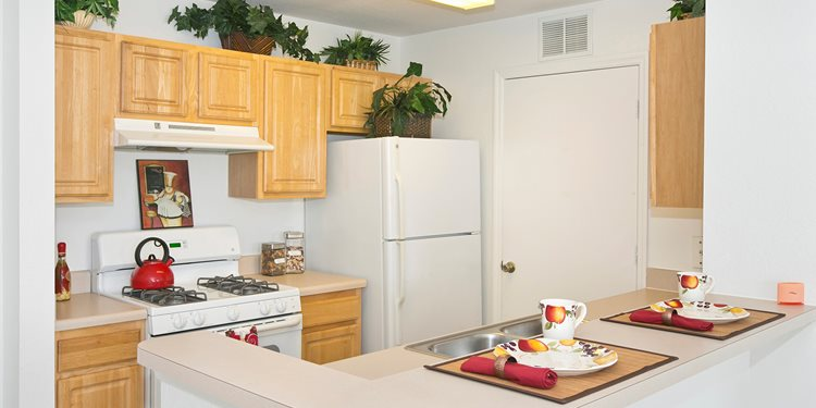 St. Andrews Pointe Apartments for rent in Port St. Lucie, FL. Make this community your new home or visit other Concord Rents communities at ConcordRents.com. Kitchen