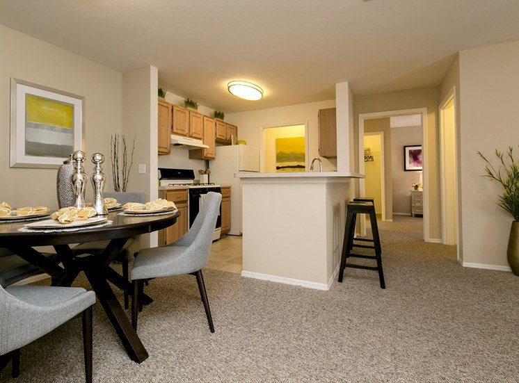Summer Cove Apartments for rent in Saint Cloud, FL. Make this community your new home or visit other Concord Rents communities at ConcordRents.com. Dining room