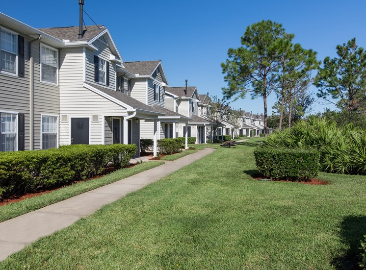 Sunrise Pointe Apartments for rent in Port Orange, FL. Make this community your new home or visit other Concord Rents communities at ConcordRents.com. Building exterior