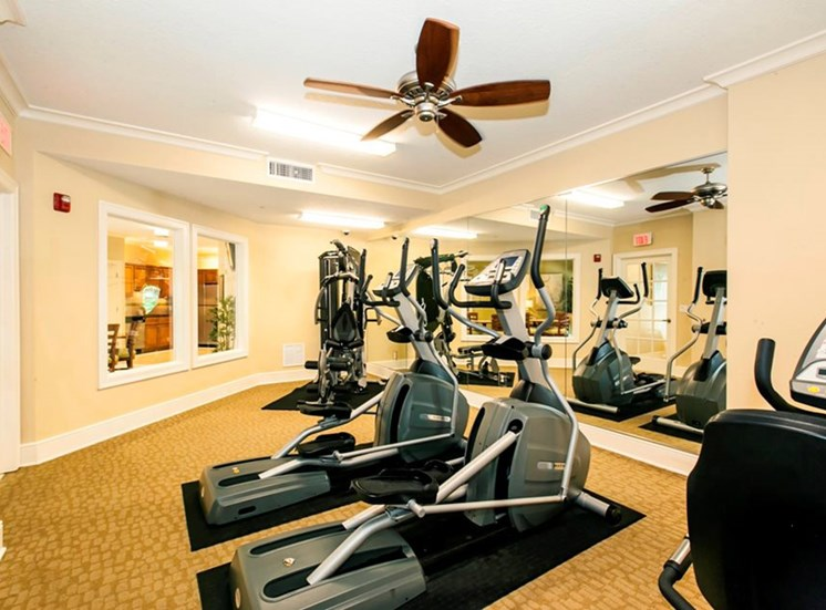 Taylor Place Apartments for rent in Deland, FL. Make this community your new home or visit other Concord Rents communities at ConcordRents.com. Fitness center