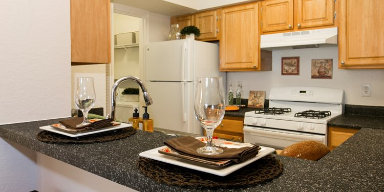 Retreat at Valencia for rent in Orlando, FL. Make this community your new home or visit other Concord Rents communities at ConcordRents.com. Kitchen