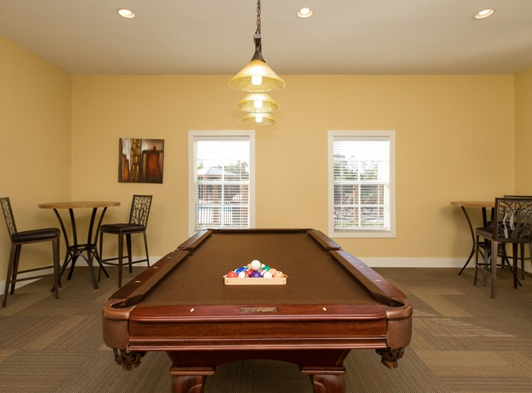 Retreat at Valencia for rent in Orlando, FL. Make this community your new home or visit other Concord Rents communities at ConcordRents.com. Billiards