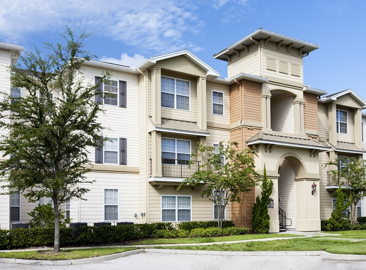 Fountains at Millenia Apartments for rent in Orlando, FL. Make this community your new home or visit other Concord Rents communities at ConcordRents.com. Building exterior