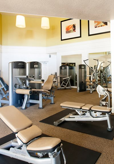 Fountains at Millenia Apartments for rent in Orlando, FL. Make this community your new home or visit other Concord Rents communities at ConcordRents.com. Fitness center