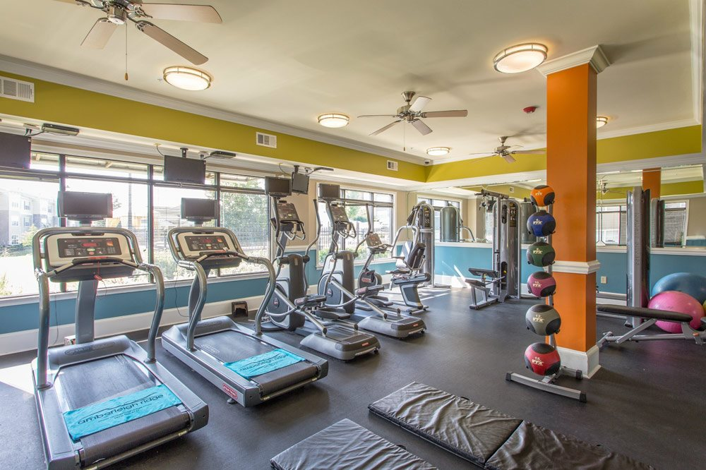 Fitness Center at Amberleigh Ridge
