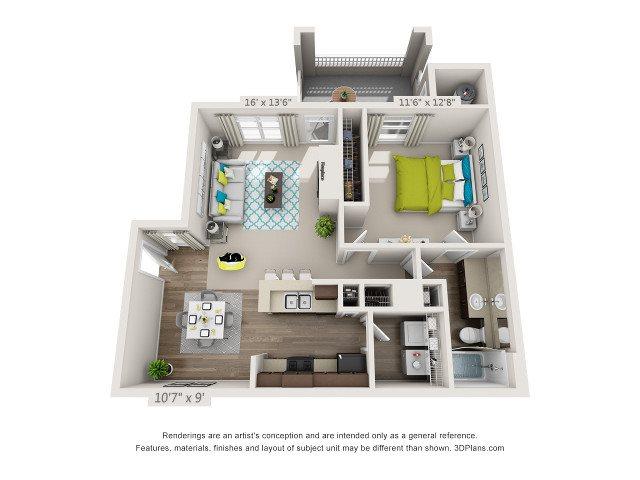 The Oakwood Floor Plan 2