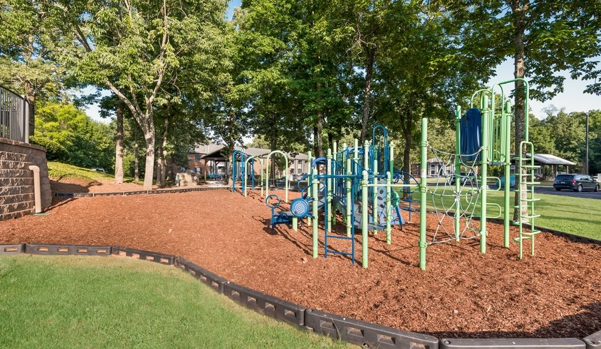 Residential Community Playground at Hawthorne at the Ridge, Madison, AL 35758
