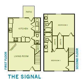 2x2.5 Signal Floor Plan 5