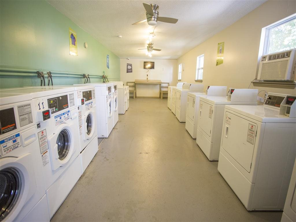 Laundry Facility at Hawthorne Centre North, Wilmington, North Carolina