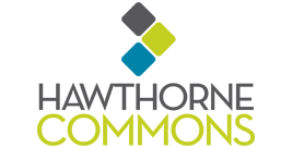 Propert logo image at Hawthorne Commons apartments in Wilmington NC