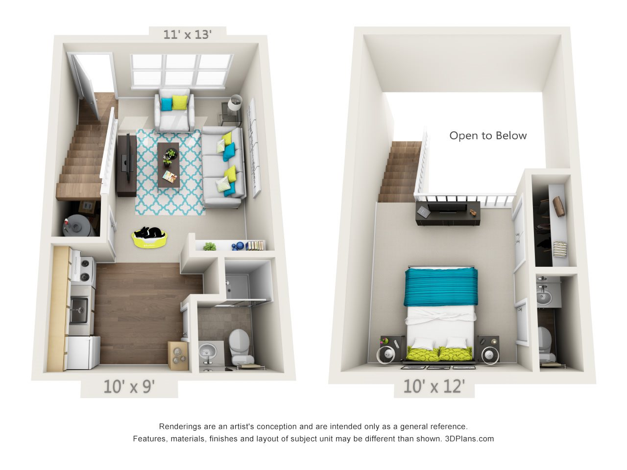 Hawthorne At New Centre Apartments In Wilmington Floor Plans