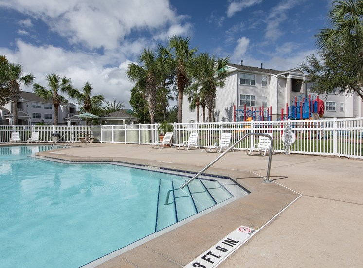 Hunters Creek Apartments for rent in Deland, FL. Make this community your new home or visit other ConcordRENTS communities at ConcordRENTS.com. Resort-style pool